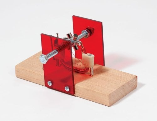 Generador de Faraday moderno