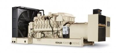 Plantas eléctricas Kohler