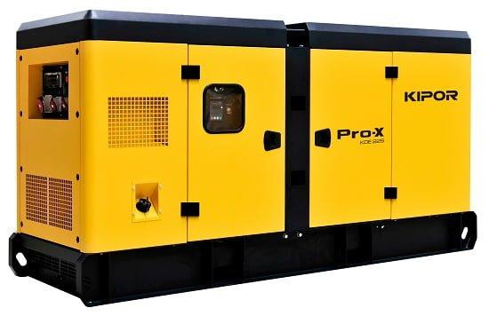 Generador diésel Kipor Pro