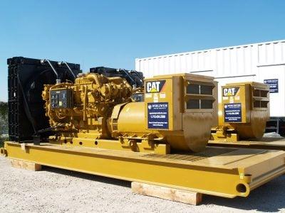 generador diesel CAT