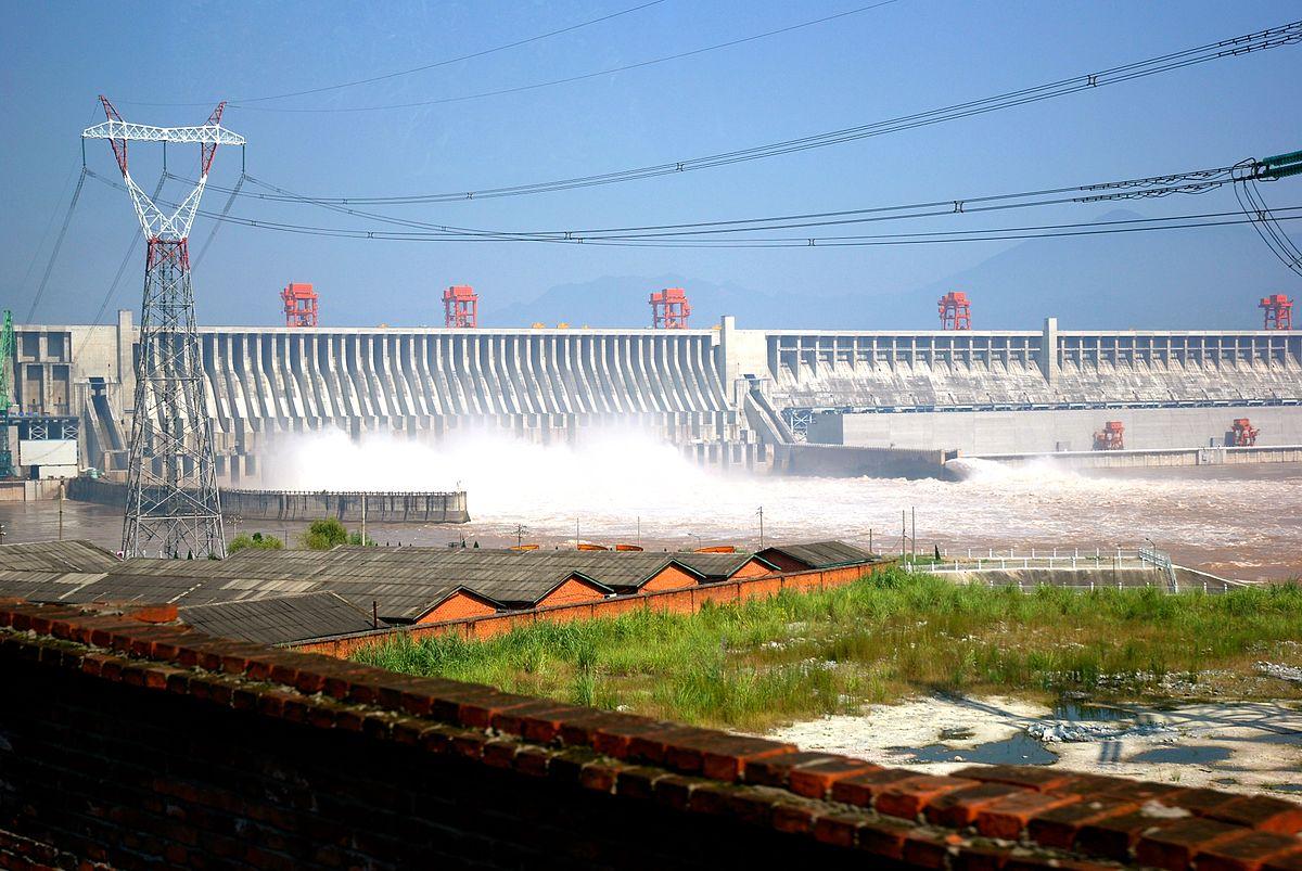 Energía eléctrica China