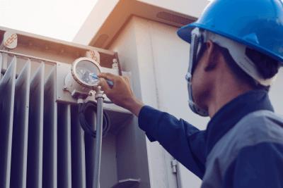 Como dar mantenimiento a un transformador